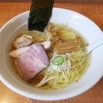 28005027 - 魚介スープのヒマラヤ岩塩ラーメン