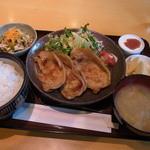 クラップス - 生姜焼き定食