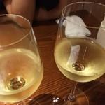 ビストロMER - 白 グラス