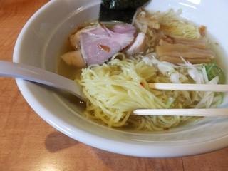 今日から - 麺アップ
