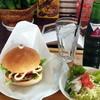 CAFE de LOOSE - 料理写真:当別バーガーセット