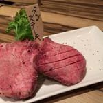 28007033 - 黒毛和牛タンステーキ(3,000円:税別)