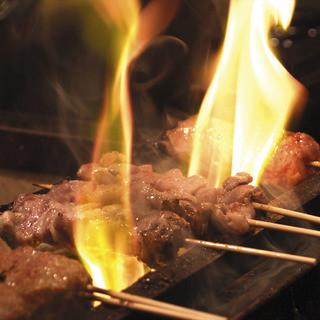 こだわりの串料理をお楽しみください。