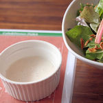 PUKA - 鎌倉野菜サラダと自家製ドレッシング