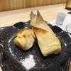 結 - 料理写真:筍を焼いてもらいました
