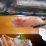 魚菜 - 鯛だったかな