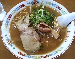 中華そば大福軒 - 味噌ラーメン