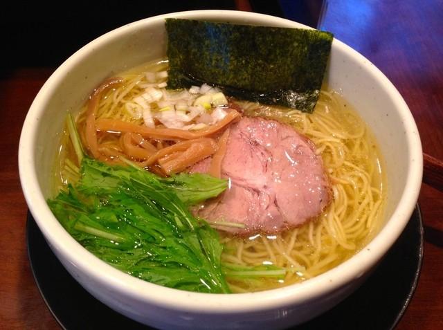 麺たつ - 塩ラーメン