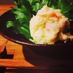 yブランコ - 新玉と新ジャガの旬のポテトサラダ
