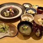 咲膳 横井 - コース