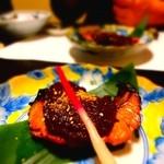 和食料理 和ごころ いなほ - 【2014年2月】鰆の田楽味噌焼き