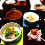 和食料理 和ごころ いなほ - 【2014年2月】八寸・・