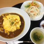 kokochi ダイニング 風琉里(ふるさと) - 日替わりランチ(オムカレー)