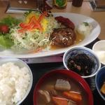 kokochi ダイニング 風琉里(ふるさと) - 日替わりランチ一例(¥650)