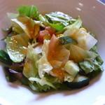 ルッチカーレ - Bセットのサラダ