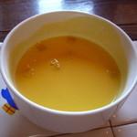 ルッチカーレ - Bセットのスープ
