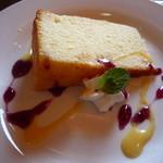 ルッチカーレ - Aセットのケーキ 1380円