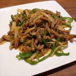 華吉 - 青椒肉絲