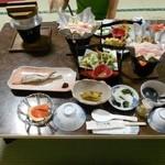 平人旅館 - 料理写真: