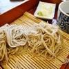 Tantan - 料理写真:文庫蕎麦10割 二盛り630円≪2014.6月≫