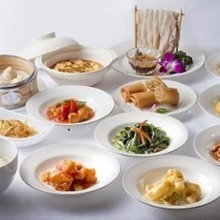 各種ご宴会に大皿料理コース飲み放題付13品5000円