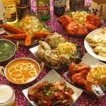 ビニタダイニング - 料理写真:パーティーコース(2300円)・イメージ