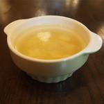 金魚CAFE - ランチスープ