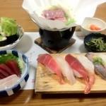 喜代寿司 - 料理写真:飲み放題付き宴会メニュー