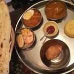 インド・パキスタン料理カラチ - Bセット