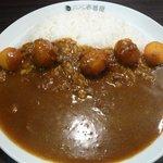 CoCo壱番屋 - 料理写真:うずらカレー