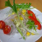 kokochi ダイニング 風琉里(ふるさと) - ミニサラダ