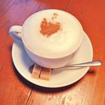 PARADISE CAFE NALU - cappuccino