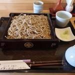 百承蕎麦 大和 - (2014年5月撮影)常陸秋そば。これは素晴らしい!