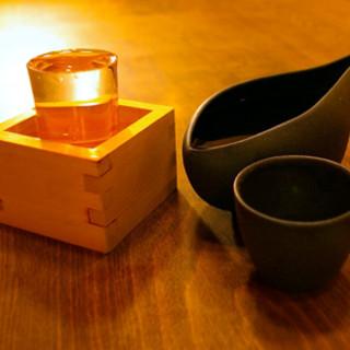 こだわりの限定日本酒のご用意もございます。