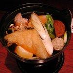 Chanko Dining 若 - ランチのちゃんこ鍋です