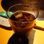 鉄板屋 欣 - ☆しゅわしゅわコーラで乾杯です☆
