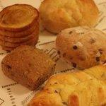 ブレグラス - 買ったパン