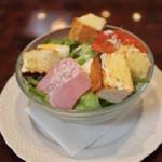 Hoshinokohiten - サラダトースト