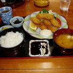 やまりゅうレストラン - 料理写真:
