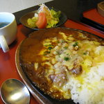 食楽亭 旭屋 - 料理写真:特製焼ハヤシ
