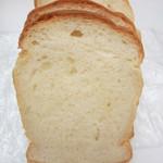 スーリープー - 料理写真:角食パン