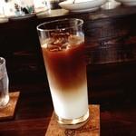 ヒノ - 珈琲屋さんの本気カフェ・オ・レ☆ ずっと行きたかったカフェ٩(๑❛ᴗ❛๑)۶ 砂糖なしでもほんのり甘い不思議なコーヒー。