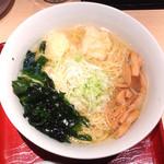 麺屋 千代松 - 潮ラーメン