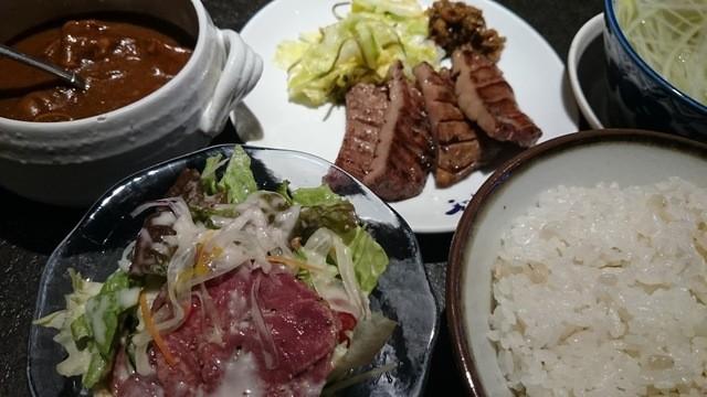 牛たん炭焼 利久 西口本店 - 利久セット