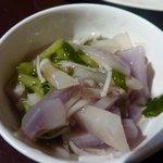 鎌倉バル - 温野菜&きのこ