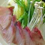 GYOぎょ魚 - ぶりしゃぶ