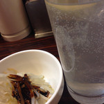 横濱 一品香 - レモンサワー