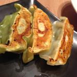 西安健菜キッチン - 中華ごはんセットの餃子