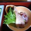 兵戸茶屋 - 料理写真:鴨・こんにゃくのサラダ
