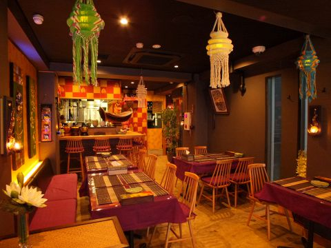 タイ・アヨタヤ・レストラン - 女子会やママ会にもオススメです。